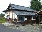 ●旧芝居小屋=鏡野町文化財調査