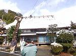 ●津山市古建築調査 IN加茂