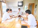 ●(一社)岡山県古民家再生協会の会 定例会