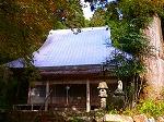 ●菩堤寺本堂