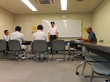 ●第28回岡山県古民家再生協会の会定例会