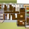 -家具配置プランと電気配線計画-