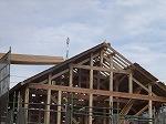 ●O様邸新築工事上棟